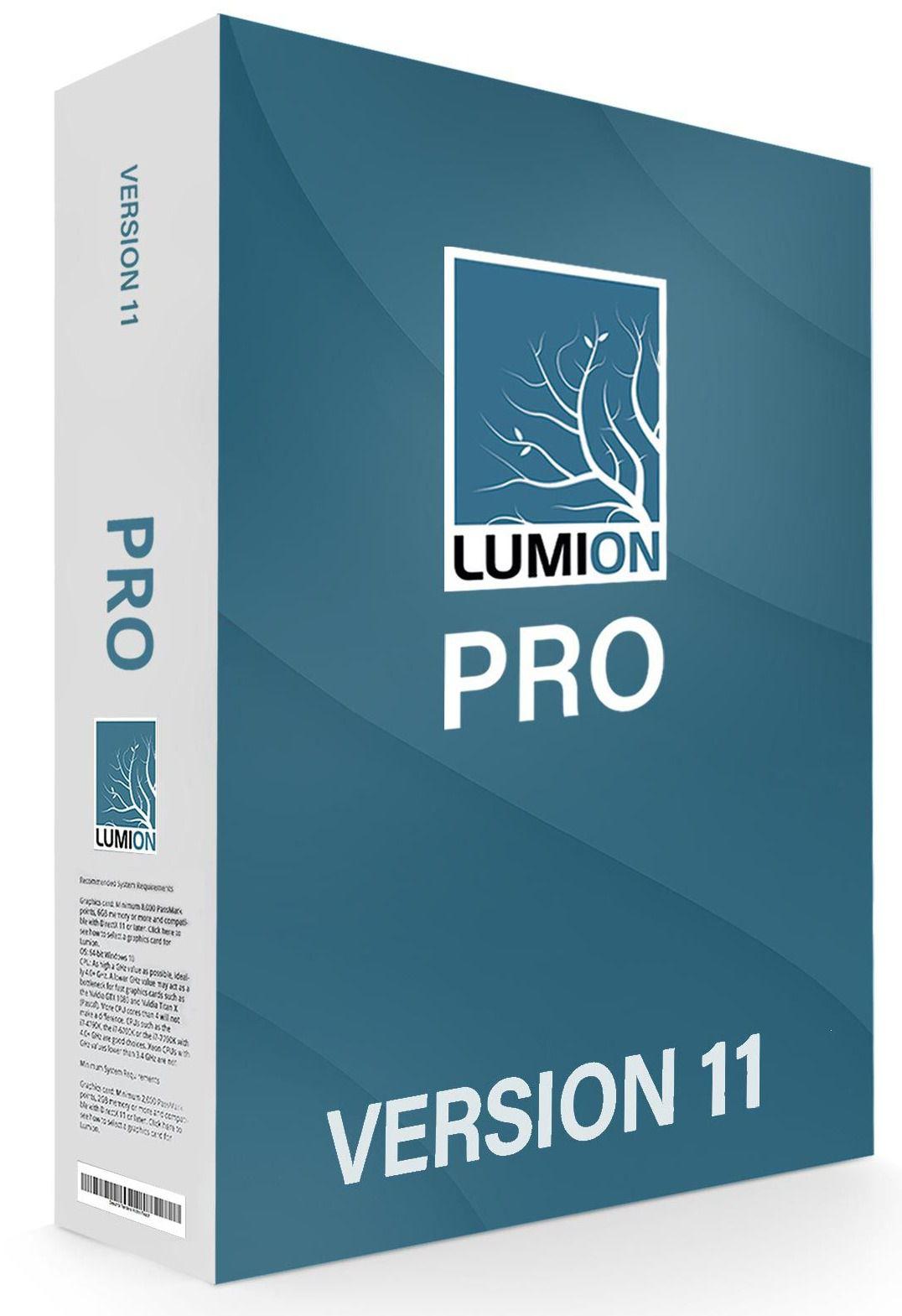 Lumion 10.5 Pro
