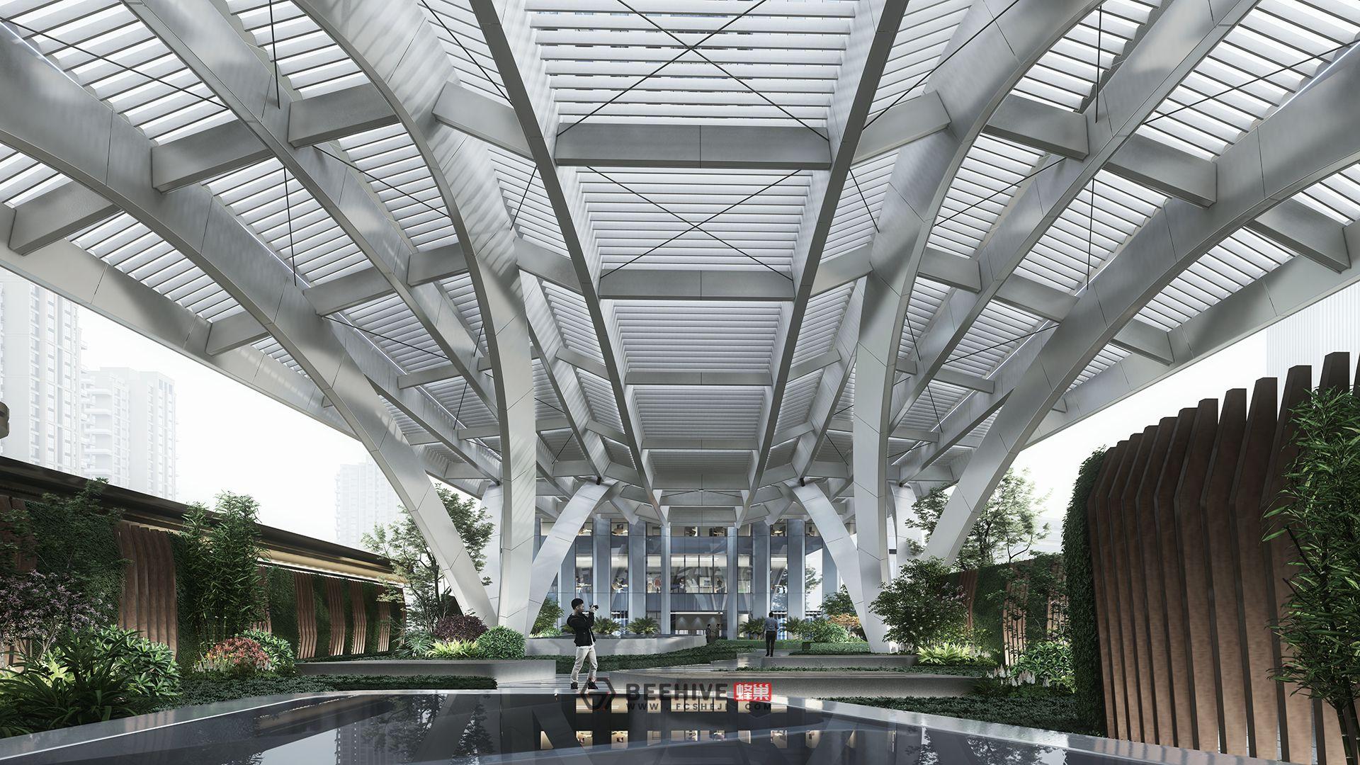 Wuhan Founder International Financial Center